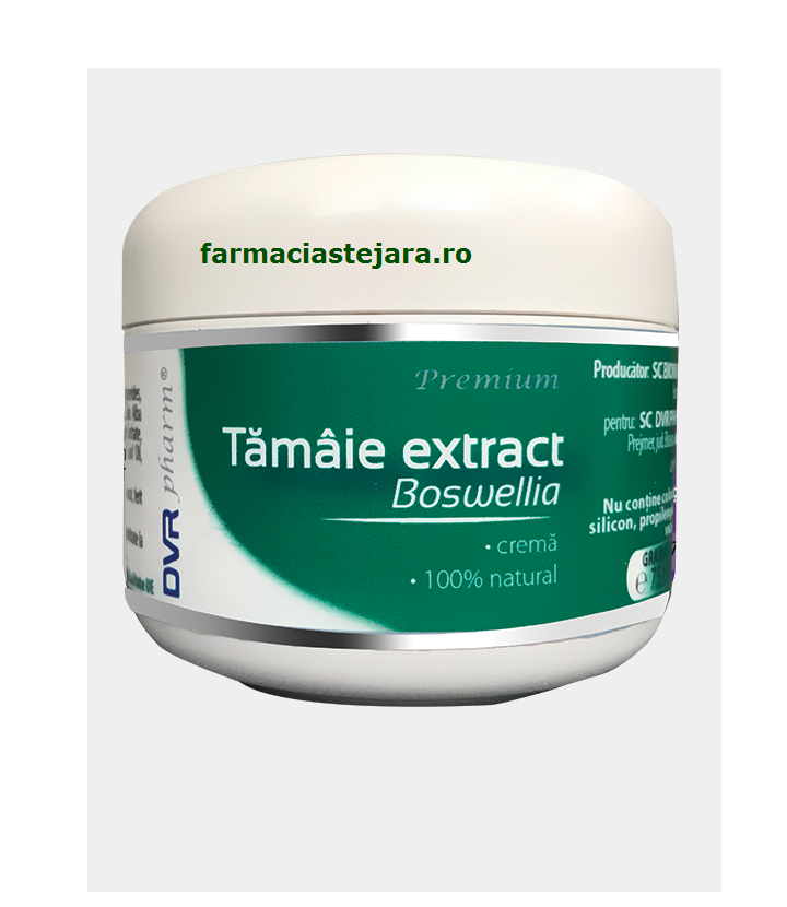 DVR Tamaie extract Boswellia Crema 75 ml